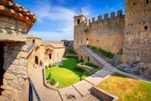Exterior Of Rocca Della Guaita...