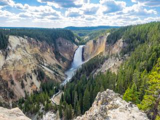 Wielki Kanion Yellowstone
