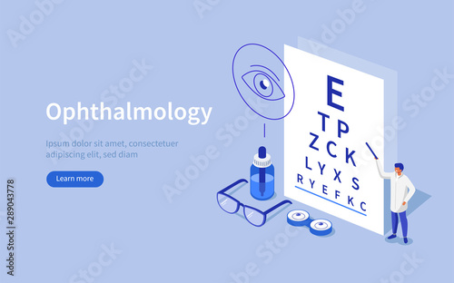 Fotomural ophthalmology