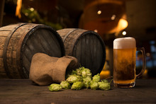 Beer Brewing Ingredients Hop I...
