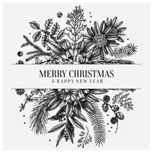 Merry Christmas Greeting Card ...