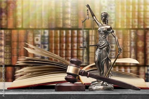 Cuadros en Lienzo  Law.