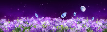 Fairytale Fantasy Background O...