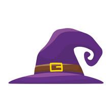 Halloween Hat Vector Design