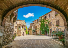 Montemerano (Italy) - The Awes...