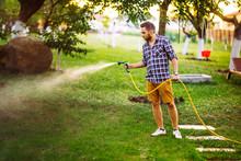 Backyard Gardening - Portrait ...