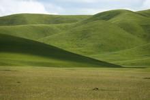 Ganjia Grasslands In Gannan Au...