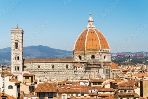 Fototapeta  Cathedral of Santa Maria del Fiore, Florence, Italy