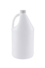 White Plastic Bottle For Liqui...