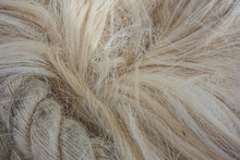 Sisal Fiber Texture Background