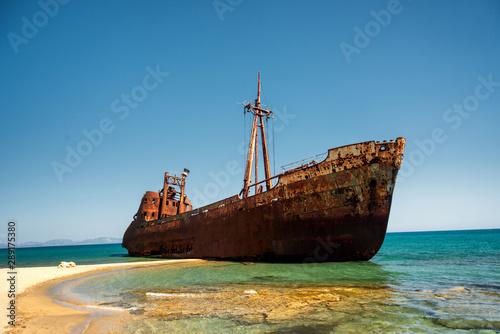 Poster Naufrage Shipwreck