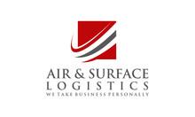 Logo Air Surface Logistics