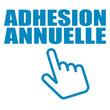 Logo adhésion annuelle.