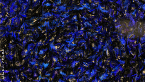 Abstract art background for interior wall prints, decorate printable products and create trendy graphic or web works Canvas Print