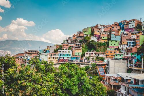 Fotografija Comuna 13 Medellin