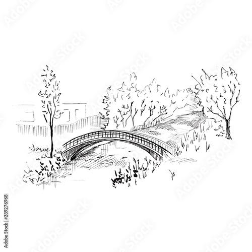 krajobraz-z-mostem-recznie-r