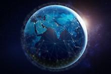 Internet Network For Fast Data...