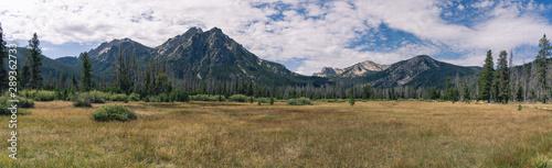 Sawtooth Mountain Range, Idaho