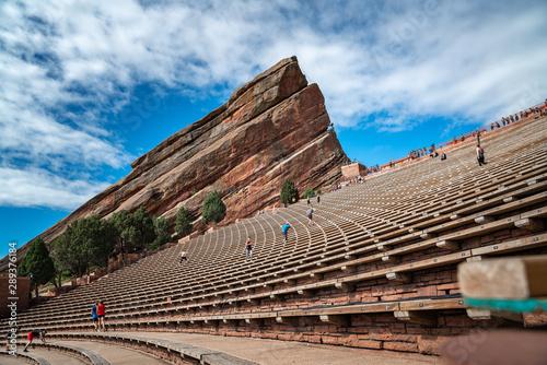 Fotografia Red Rocks Amphitheatre