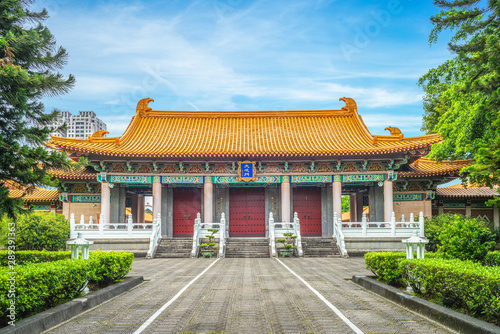 Valokuva  Confucius Temple at Taichung, Taiwan
