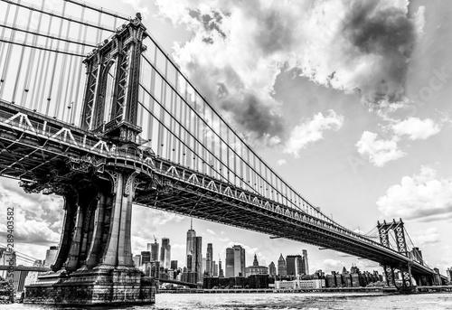 Canvas Prints Art Studio Brooklyn Bridge