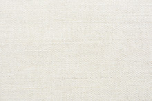 Fabric Canvas Natural Linen Beige Texture For Backgrounds