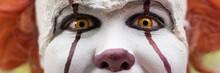 Eyes Of A Clown, Banner