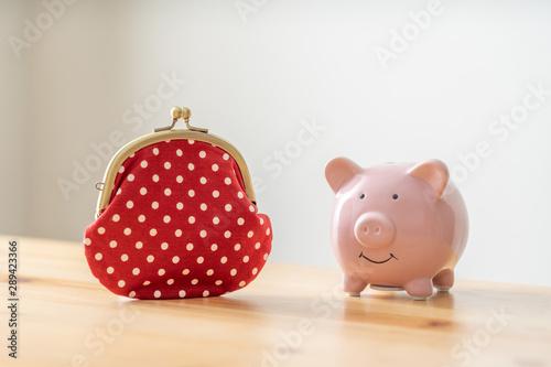 Vászonkép  お金 貯蓄