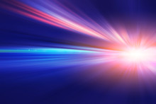 Blur Move High Speed Business Performance Technology Banner Abstract For Background