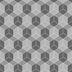 FototapetaVector seamless pattern of mozaic. Moroccan-inspired tiles