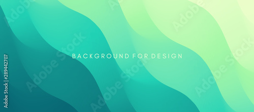 Abstract background with dynamic effect. Modern pattern. Vector illustration for design. - 289442707