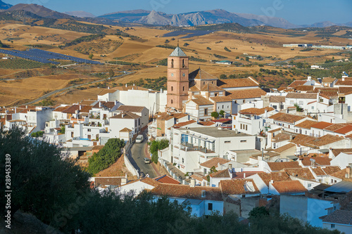 Valokuva  Casabermeja, town of Malaga. Spain