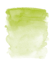 Olive Green Watercolor Stain G...