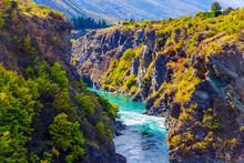 Picturesque River Kawarau