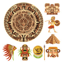 Mayan Or Aztec Culture, Maya C...