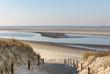 North Sea Beach On Langeoog
