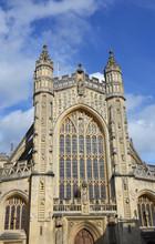 Bath Abbey, Bath, Somerset, United Kingdom