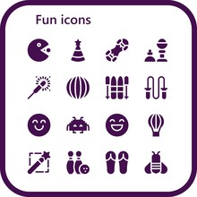 Fun Icon Set