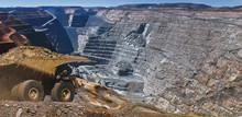 Gold Mine In Kalgoorlie, Western Australia