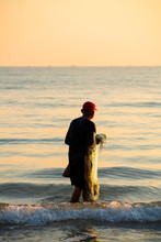 The Fisherman Stood Anticipati...