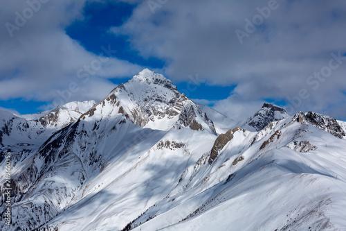 Kendelspitze in winter #289660353