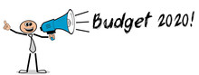 Budget 2020!