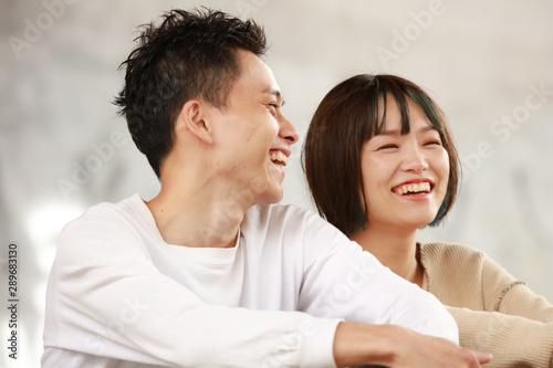 Photo 笑顔のカップル