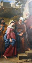 Visitation of the Blessed Virgin Mary, Saint Etienne du Mont Church, Paris