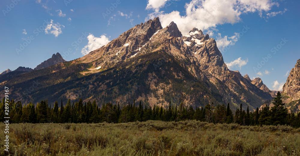 Fototapeta Teton Mt.