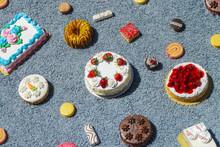 Cake On The Carpet