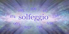The Nine Solfeggio Frequencies...