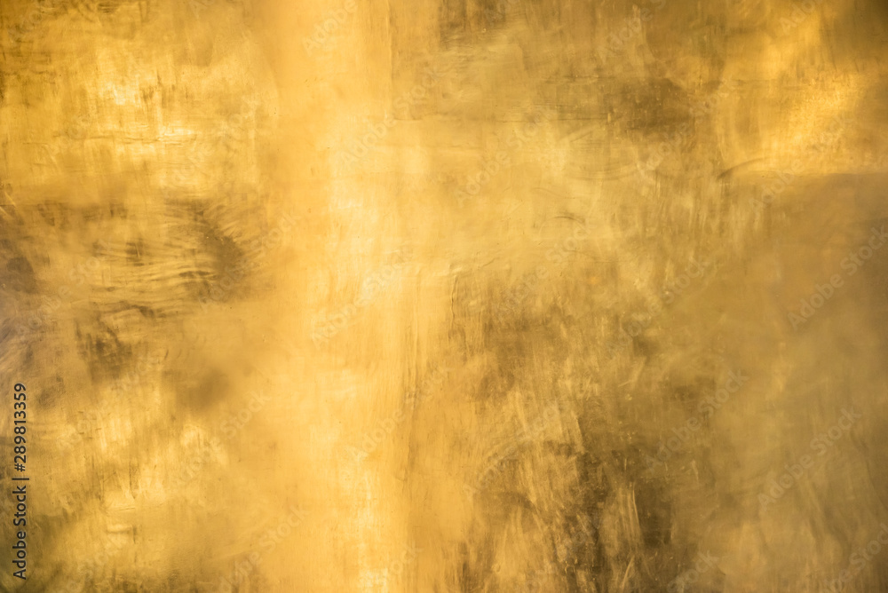 Fototapety, obrazy: gold vintage background and texture with copy space for your text or image