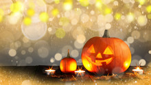 Magic Halloween Pumpkins