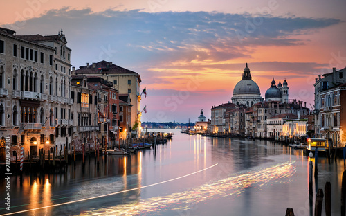 Venedig Accademia Brücke Wallpaper Mural